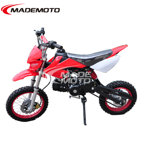 Air Cooled Dirt Bike With 4 Stroke 110cc Engine 2014 New