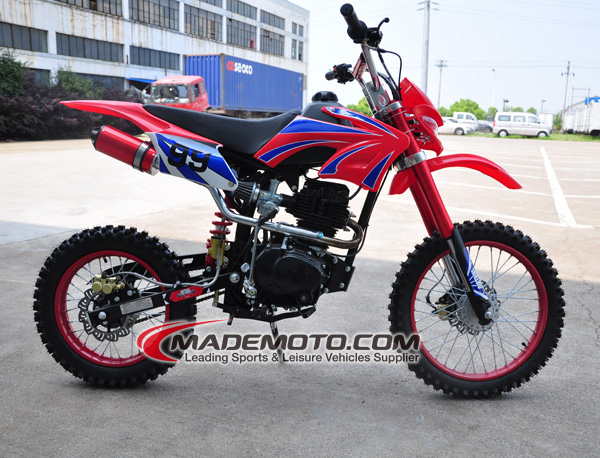 new gas powered 150cc dirt bike with electric starter. Black Bedroom Furniture Sets. Home Design Ideas