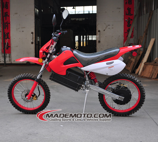 Big Power Electric Dirt Bike For Adult