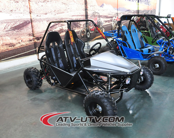 new 150cc 4 stroke go kart with 2 seats automatic with. Black Bedroom Furniture Sets. Home Design Ideas