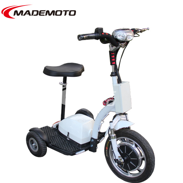 three wheel electric scooter three wheel stand up electric