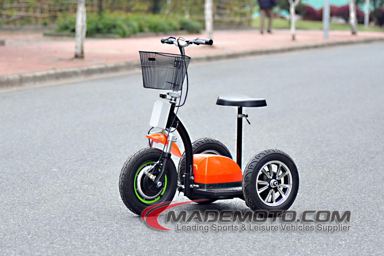 Electric Mobility Scooter Three Wheel Electric Scooter