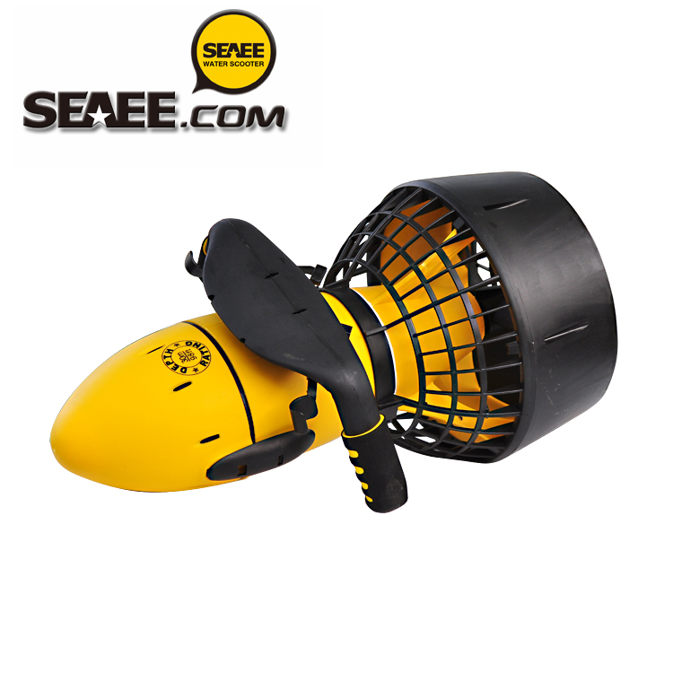 300 Watts CE Approved Ergonomically Designed Sea Scooter with Metal Gears