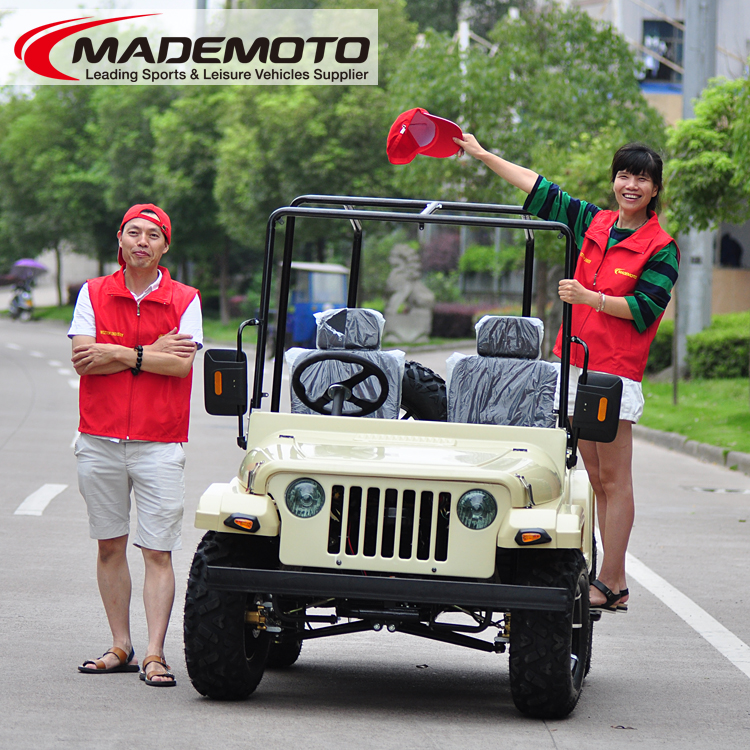 150cc/200cc Mini Jeep for Adult with big size 2016 NEW