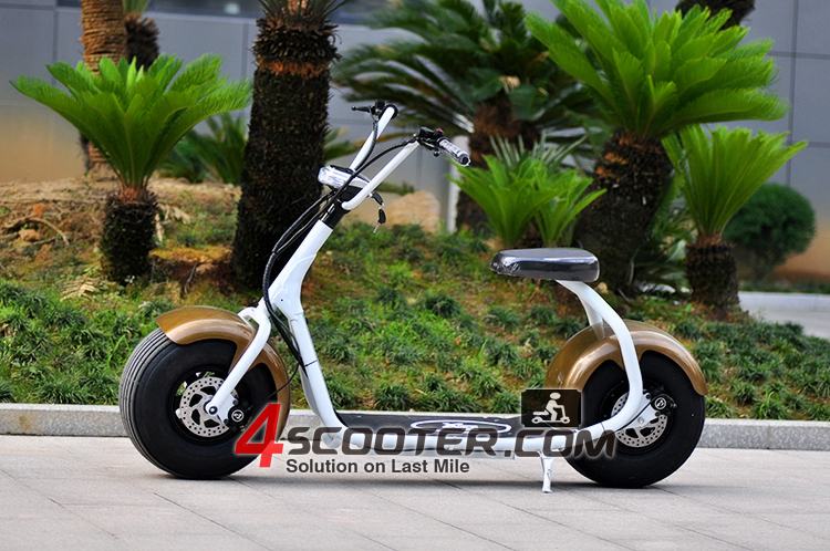 coco scooter india