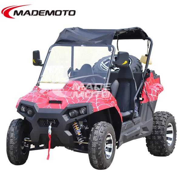 Auto cluch chain drive UTV buggy 150cc UTV for sale beach buggy price
